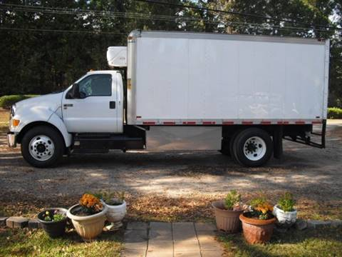 2012 Ford F-650 Super Duty for sale in Cumming, GA