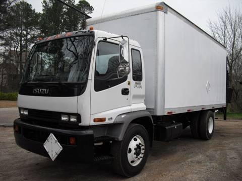 2006 Isuzu FVR for sale at Vehicle Sales & Leasing Inc. in Cumming GA