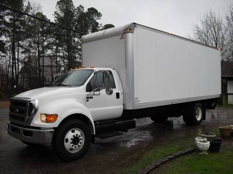 2015 Ford F-650 Super Duty for sale at Vehicle Sales & Leasing Inc. in Cumming GA