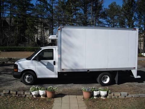 2012 GMC Savana Cutaway for sale in Cumming, GA