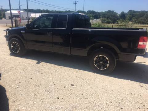 2004 Ford F-150 for sale in Hamilton, TX