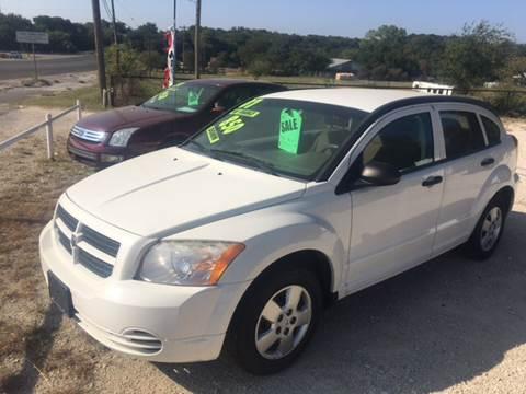 2007 Dodge Caliber for sale in Hamilton TX