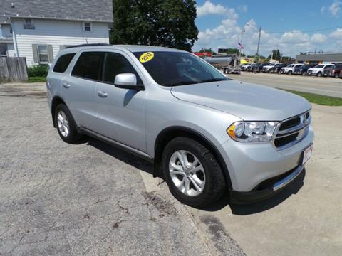 2012 Dodge Durango for sale in Grinnell, IA