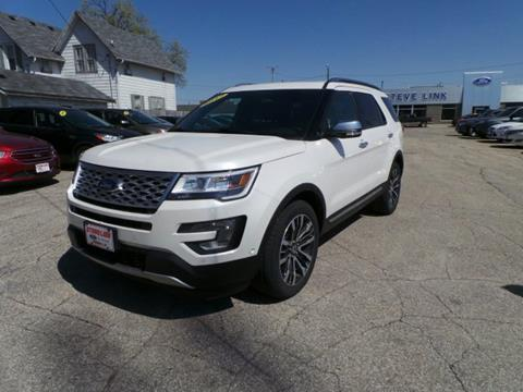 2017 Ford Explorer for sale in Grinnell, IA