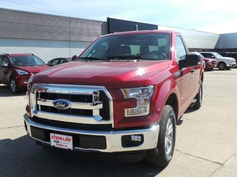 2016 Ford F-150 for sale in Grinnell, IA