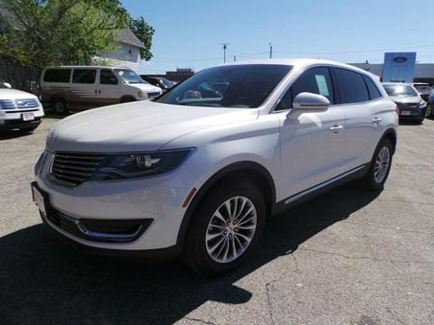 2016 Lincoln MKX for sale in Grinnell, IA