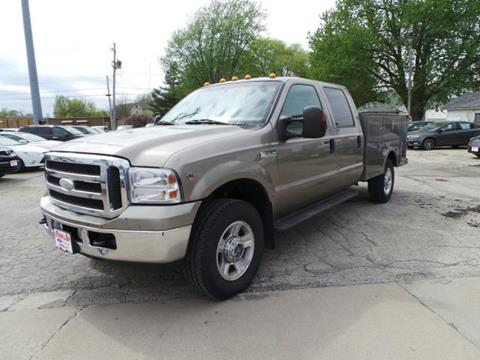 2005 Ford F-250 Super Duty for sale in Grinnell, IA