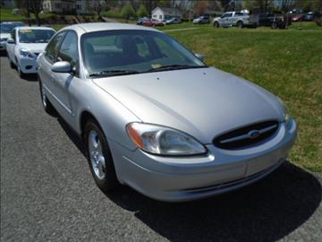 2002 Ford Taurus for sale in Wytheville, VA