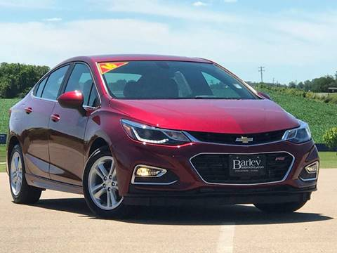 2016 Chevrolet Cruze for sale at Barley Automotive... From Our Family To Yours in Sainte Genevieve MO