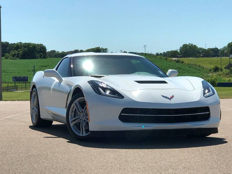 2017 Chevrolet Corvette for sale at Barley Automotive... From Our Family To Yours in Sainte Genevieve MO