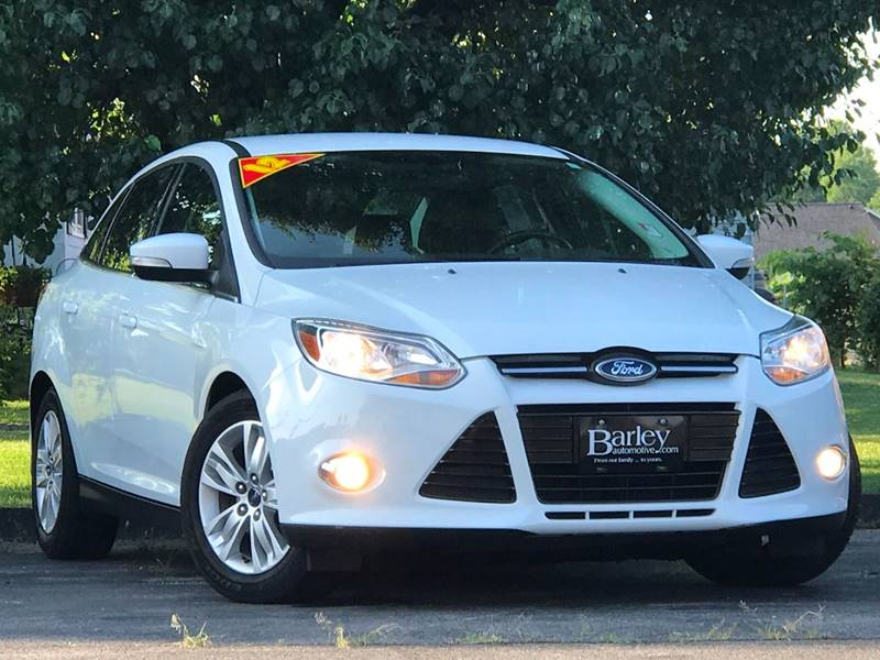 2012 Ford Focus for sale at Barley Automotive... From Our Family To Yours in Sainte Genevieve MO