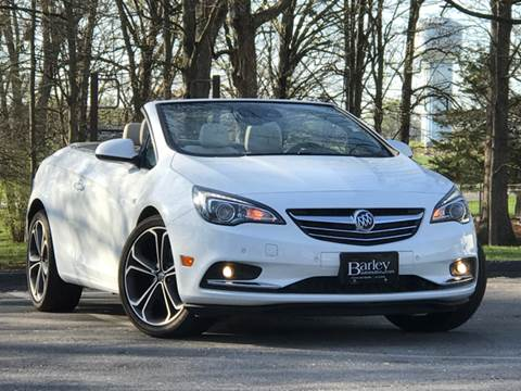 2016 Buick Cascada for sale at Barley Automotive... From Our Family To Yours in Sainte Genevieve MO