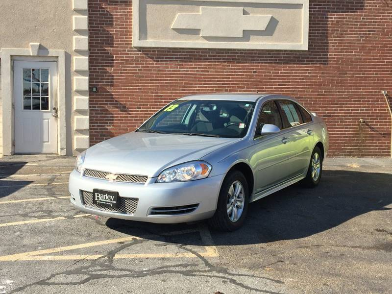 2013 Chevrolet Impala for sale at Barley Automotive... From Our Family To Yours in Sainte Genevieve MO