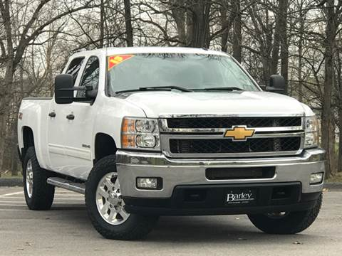 2013 Chevrolet Silverado 3500HD for sale at Barley Automotive... From Our Family To Yours in Sainte Genevieve MO