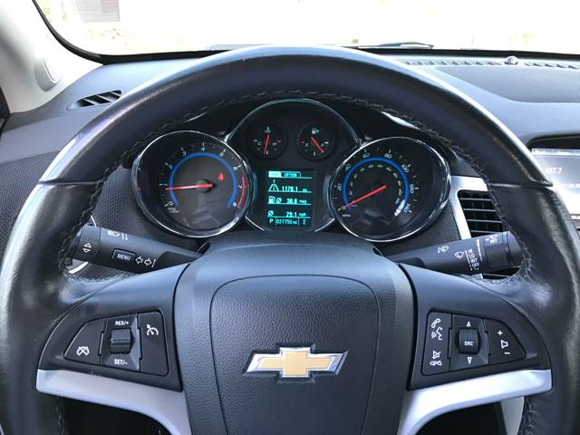 2016 Chevrolet Cruze Limited for sale at Barley Automotive... From Our Family To Yours in Sainte Genevieve MO