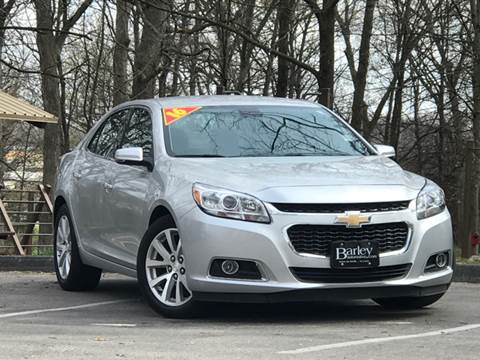 2016 Chevrolet Malibu Limited for sale at Barley Automotive... From Our Family To Yours in Sainte Genevieve MO