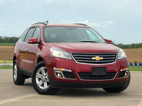 2013 Chevrolet Traverse for sale at Barley Automotive... From Our Family To Yours in Sainte Genevieve MO