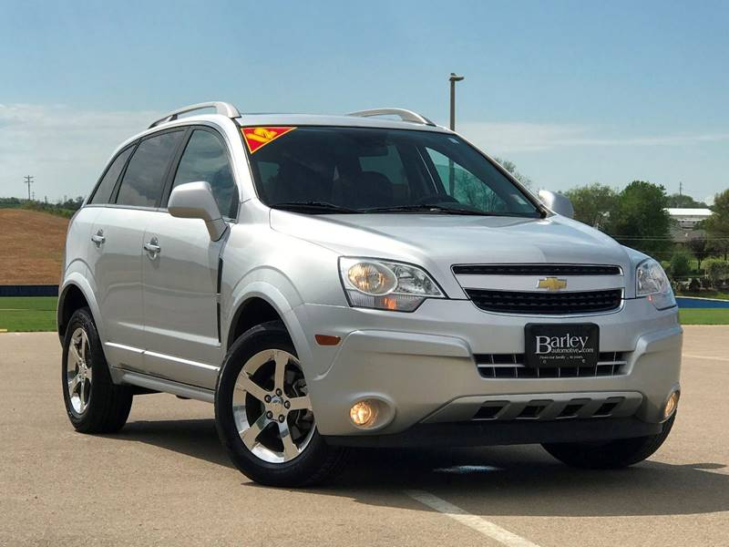 2012 Chevrolet Captiva Sport for sale at Barley Automotive... From Our Family To Yours in Sainte Genevieve MO