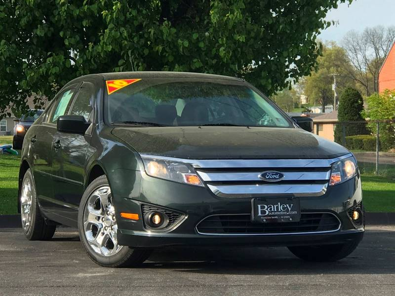 2010 Ford Fusion for sale at Barley Automotive... From Our Family To Yours in Sainte Genevieve MO