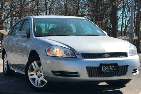 2012 Chevrolet Impala for sale at Barley Automotive... From Our Family To Yours in Sainte Genevieve MO