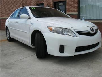 2012 Toyota Camry for sale at Atlanta Car Group in Doraville GA
