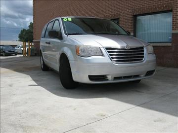 2008 Chrysler Town and Country for sale at Atlanta Car Group in Doraville GA