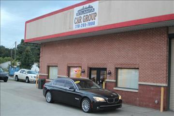 2009 BMW 7 Series for sale at Atlanta Car Group in Doraville GA