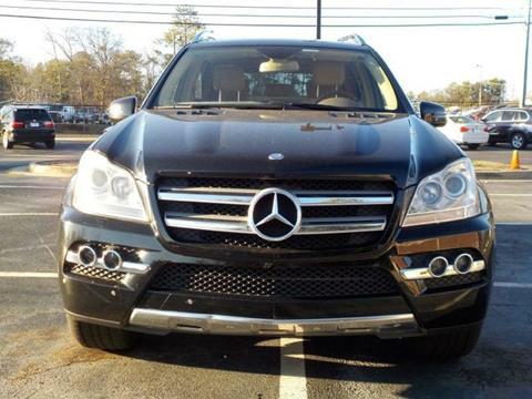 2011 Mercedes-Benz GL-Class for sale at Atlanta Car Group in Doraville GA