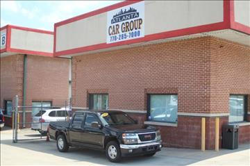 2006 GMC Canyon for sale at Atlanta Car Group in Doraville GA