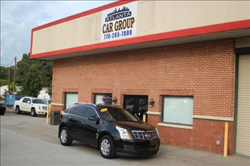 2012 Cadillac SRX for sale at Atlanta Car Group in Doraville GA