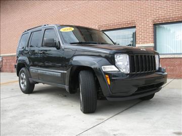 2008 Jeep Liberty for sale at Atlanta Car Group in Doraville GA