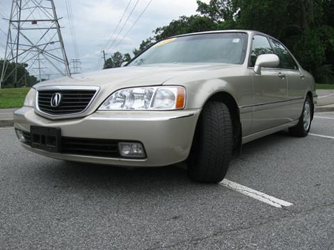 2004 Acura RL for sale at Atlanta Car Group in Doraville GA