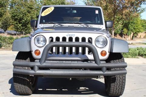 2013 Jeep Wrangler Unlimited for sale at Atlanta Car Group in Doraville GA