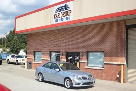 2013 Mercedes-Benz C-Class for sale at Atlanta Car Group in Doraville GA