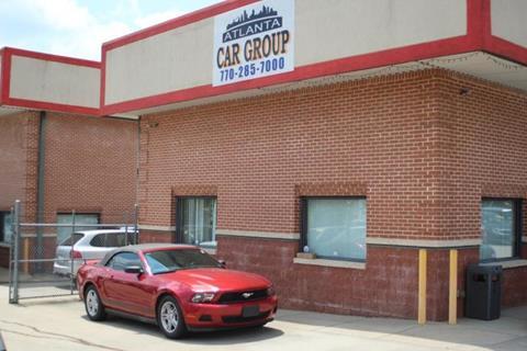 2012 Ford Mustang for sale at Atlanta Car Group in Doraville GA