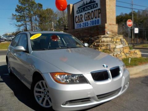2007 BMW 3 Series for sale at Atlanta Car Group in Doraville GA