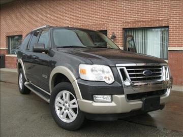 2007 Ford Explorer for sale at Atlanta Car Group in Doraville GA