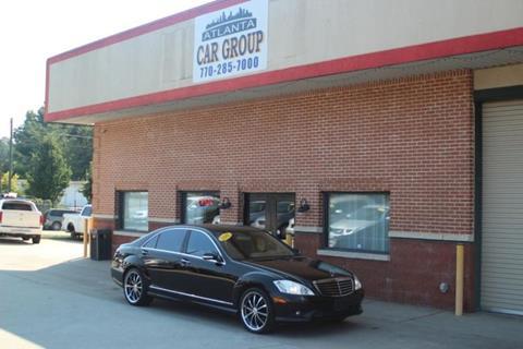 2007 Mercedes-Benz S-Class for sale at Atlanta Car Group in Doraville GA