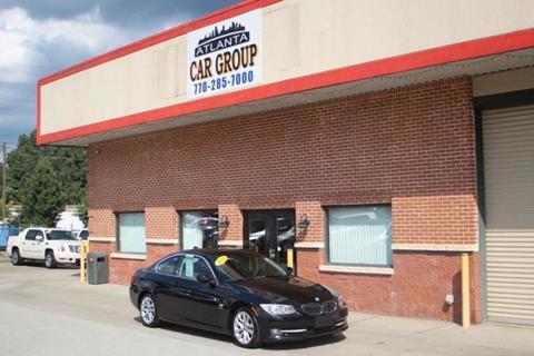 2011 BMW 3 Series for sale at Atlanta Car Group in Doraville GA