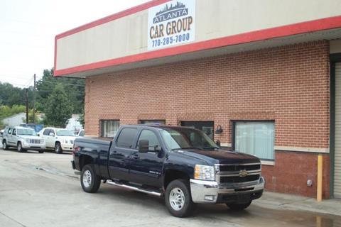 2009 Chevrolet Silverado 2500HD for sale at Atlanta Car Group in Doraville GA