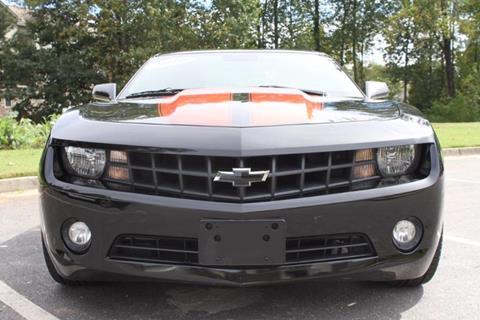 2010 Chevrolet Camaro for sale at Atlanta Car Group in Doraville GA