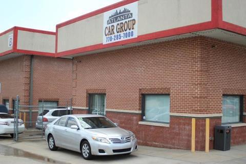 2011 Toyota Camry for sale at Atlanta Car Group in Doraville GA
