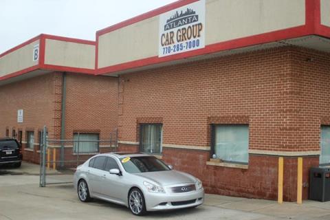 2008 Infiniti G35 for sale at Atlanta Car Group in Doraville GA