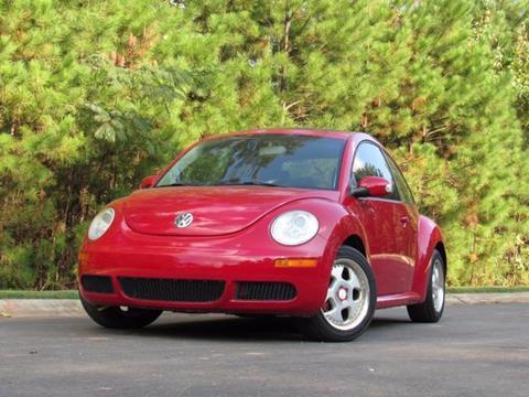 2009 Volkswagen New Beetle for sale in Doraville, GA