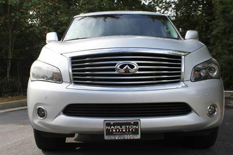2012 Infiniti QX56 for sale in Doraville, GA