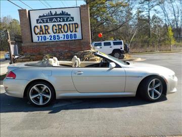 2008 BMW 6 Series for sale at Atlanta Car Group in Doraville GA