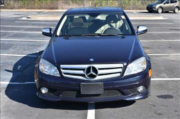2009 Mercedes-Benz C-Class for sale in Norcross, GA
