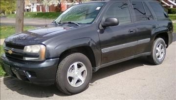 2005 Chevrolet TrailBlazer for sale in Akron, OH