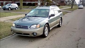 2002 Subaru Outback for sale in Akron, OH