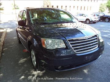 2008 Chrysler Town and Country for sale in Gaithersburg, MD